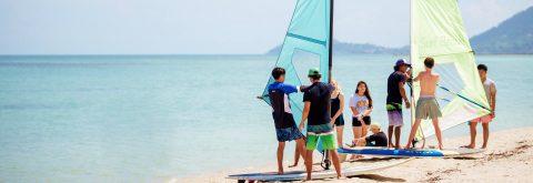 Beginner Windsurf Lesson